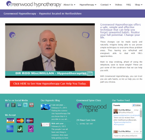 greenwood hypnotherapy